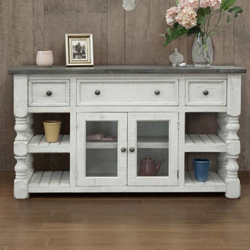 """Picture of SANDCASTLE 60"""" TV STAND - 731"""