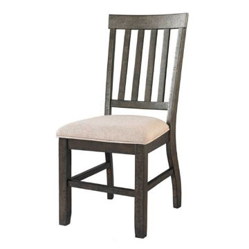 Picture of MORRISON SLATBACK DINING CHAIR - DST100