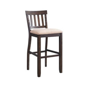 Picture of MORRISON SLAT BACK BAR STOOL - DST100