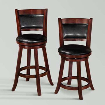 Picture of CECIL SWIVEL BAR HEIGHT STOOL - 2998
