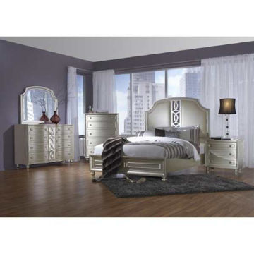 Picture of CHRISTIAN KING BED - 481