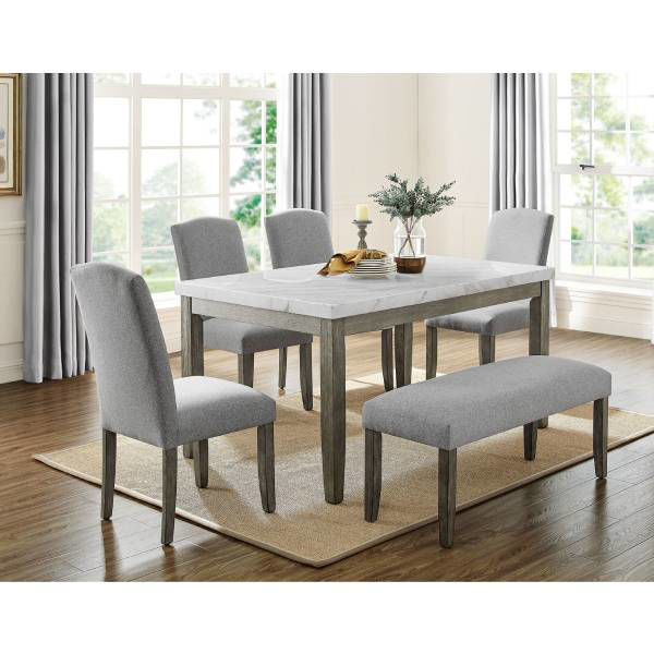 Picture of EMILY BACKLESS DINING BENCH - EM500