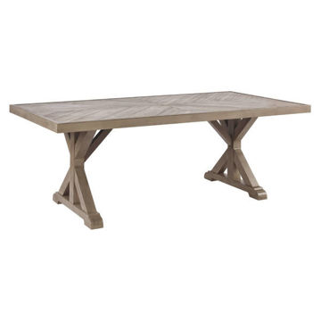 Picture of EASTCHESTER RECTANGLE DINING TABLE - P791