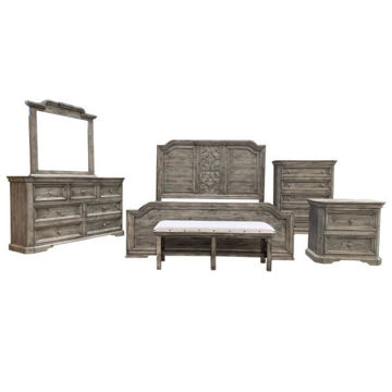 Picture of WESTGATE KING PANEL BED