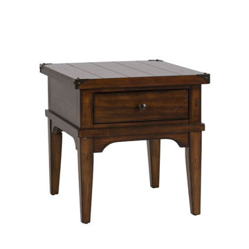 Picture of ASPEN SKIES END TABLE