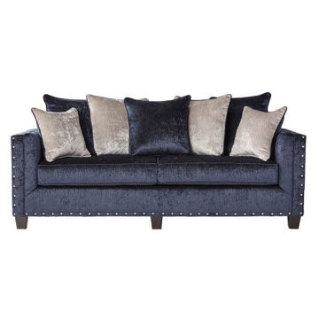 Picture of BLISS MIDNIGHT SOFA - 4885