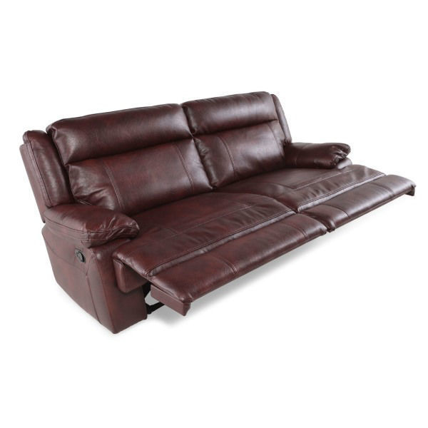 Picture of BRIGGS BURGUNDY POWER RECLINING SET - 023