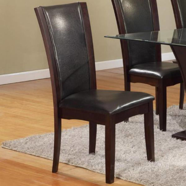 Picture of CANTON ESPRESSO DINING SIDE CHAIR - 1210