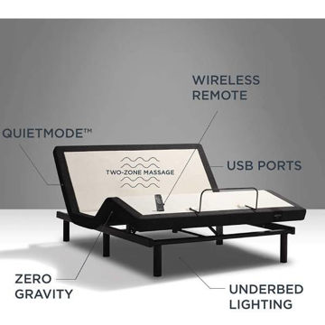 Picture of ERGO 2.0 TWIN XL ADJUSTABLE BASE