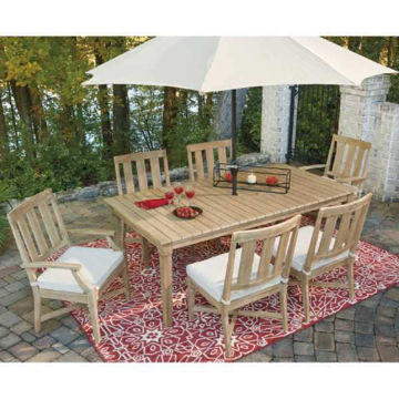 Picture of CLAREMONT DINING SET - P801