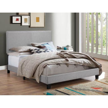 Picture of ERIN FULL BED - GREY - 5271
