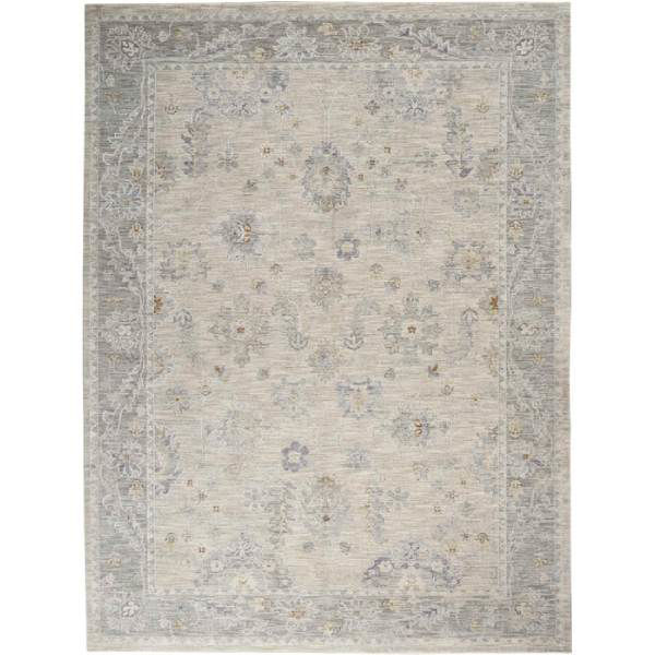 Picture of LIGHT GREY 7X10 EVERLY RUG