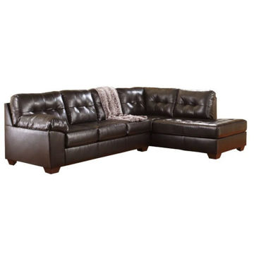 Picture of EMIRATES CHOCOLATE SECTIONAL - 20101-17-66