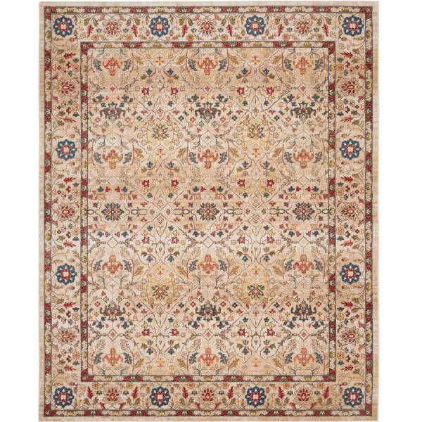 Picture of CHARM RUG IVORY 7X9