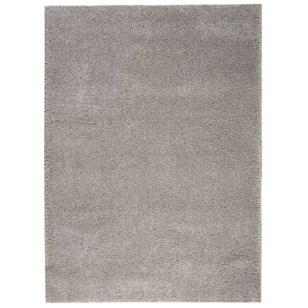 Picture of LUCA SHAG RUG SILVER/GREY 5X7