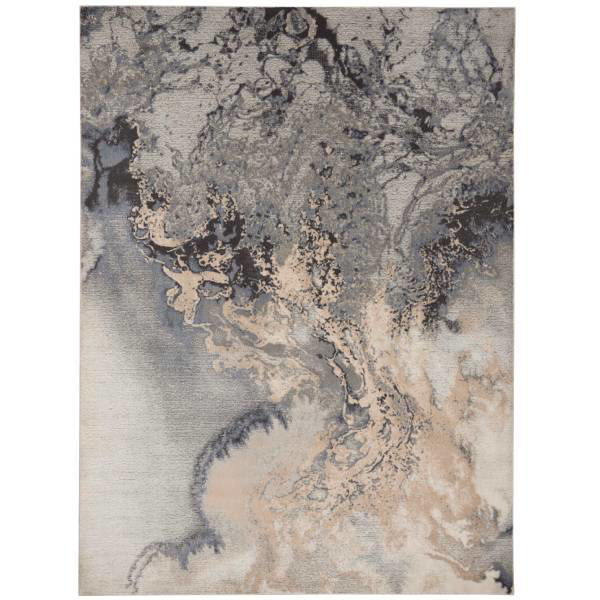 Picture of MAXWELL RUG GREY 7X10