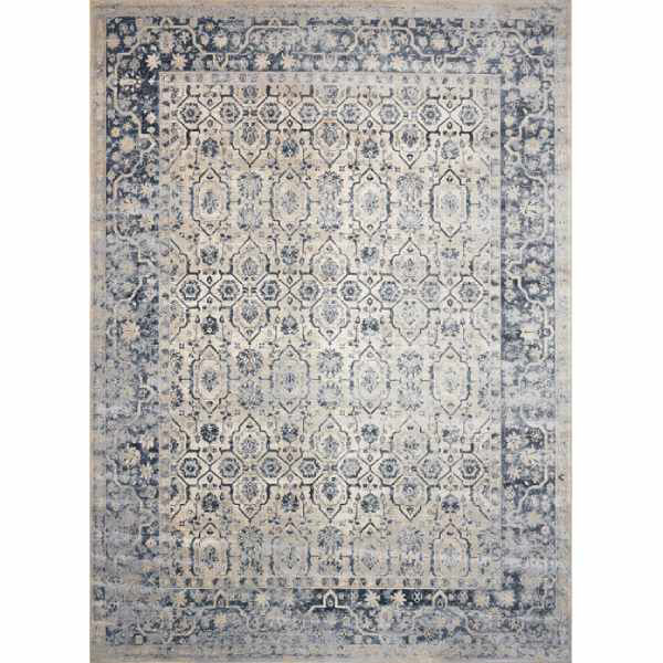 Picture of FRISCO RUG IVORY BLUE 9X12