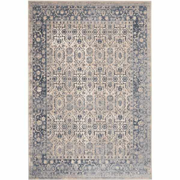 Picture of FRISCO RUG IVORY BLUE 7X10