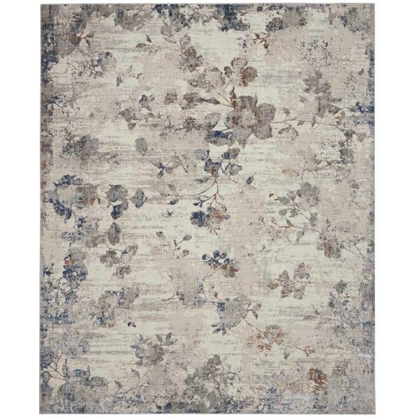 Picture of EMMA RUG IVORY GREY 7X9