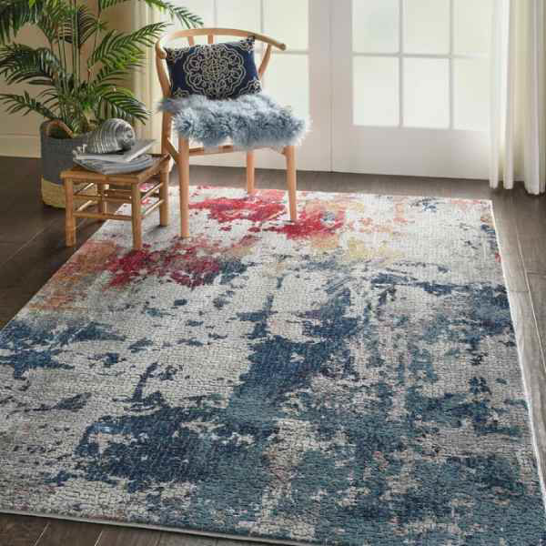 Picture of ANKER RUG MULTICOLOR