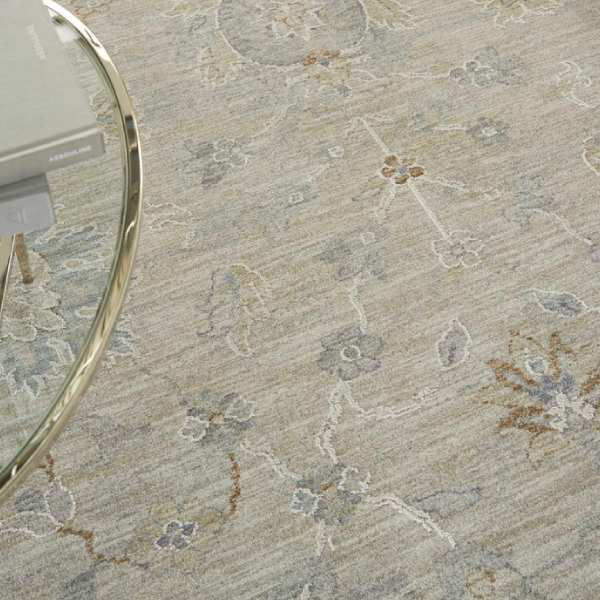 Picture of EVERLY RUG GREY 5X7
