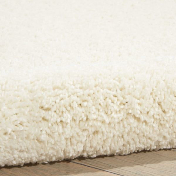 Picture of LUCA SHAG RUG IVORY 5X7