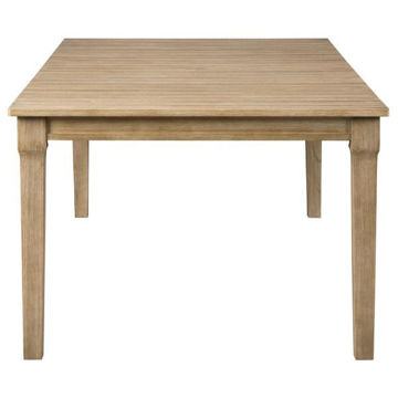 Picture of CLAREMONT RECTANGLE DINING TABLE - P801