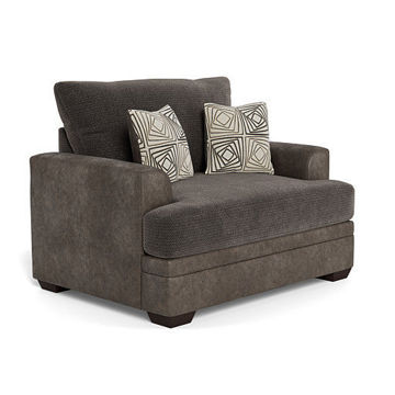 Picture of AKAN GRAPHITE CHAIR - 3650