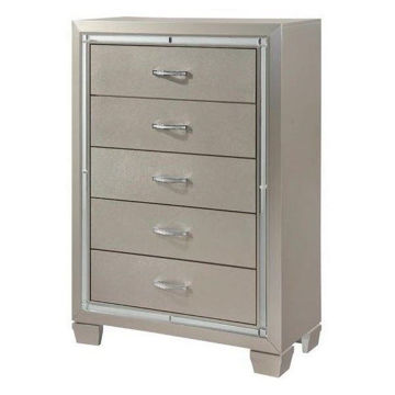 Picture of PLATINUM YOUTH CHEST - LT111
