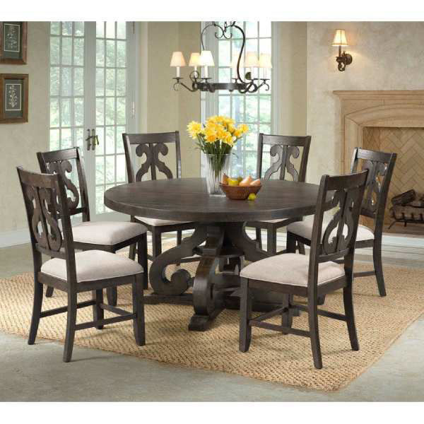 Picture of MORRISON SWRLBCK DINING CHAIR - DST150