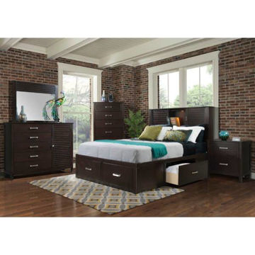 Picture of AIDEN KING BEDROOM SET - DL300