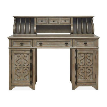 Picture of CARRINGTON COUNTER HEIGHT OFFICE SET - H4646
