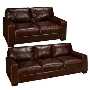 Picture of BECHAM CHESTNUT LEATHER LIVING - 4522
