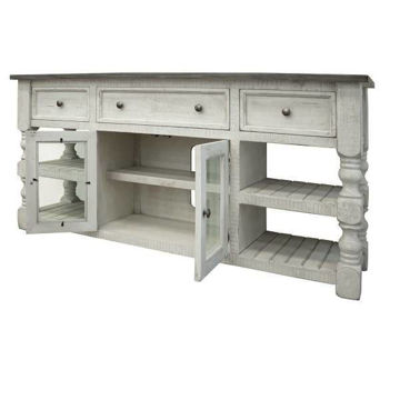 """Picture of SANDCASTLE 70"""" TV STAND - 731"""