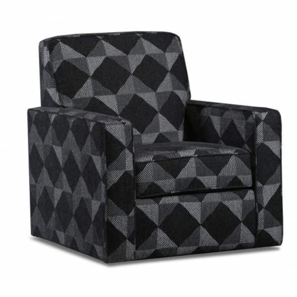 Picture of HEXO XEBRA ACCENT SWIVEL CHAIR - 3660