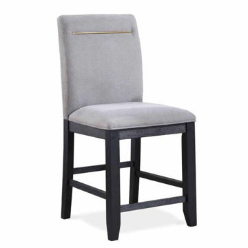 Picture of YVES GREY COUNTER CHAIRS