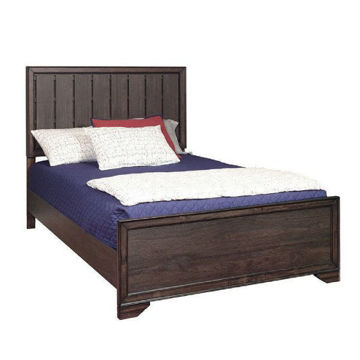 Picture of GRANITE FALLS PANEL BED - TWIN