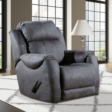 Picture of KIPLING FOG LEATHER POWER RECLINER - 757