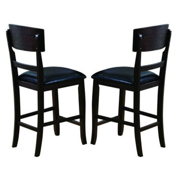 Picture of CONNER COUNTER CHAIR - ESPRESSO