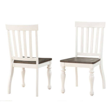 Picture of JOANNA TWO TONE SIDE CHAIR - JA500