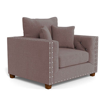 Picture of ARIEL CHARCOAL CHAIR - 429