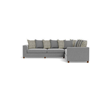 Picture of ARIEL MILKY WAY SILVER SECTIONAL - 429