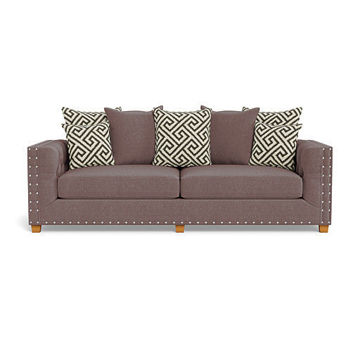Picture of ARIEL CHARCOAL SOFA - 429