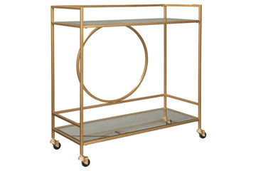 Picture of JACKFORD BAR CART - 4000103