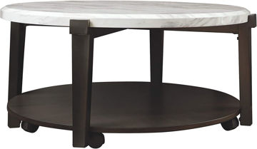 Picture of JANILLY ROUND COCKTAIL TABLE - T254