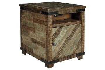 Picture of CORDAYNE CHAIR SIDE END TABLE - T849