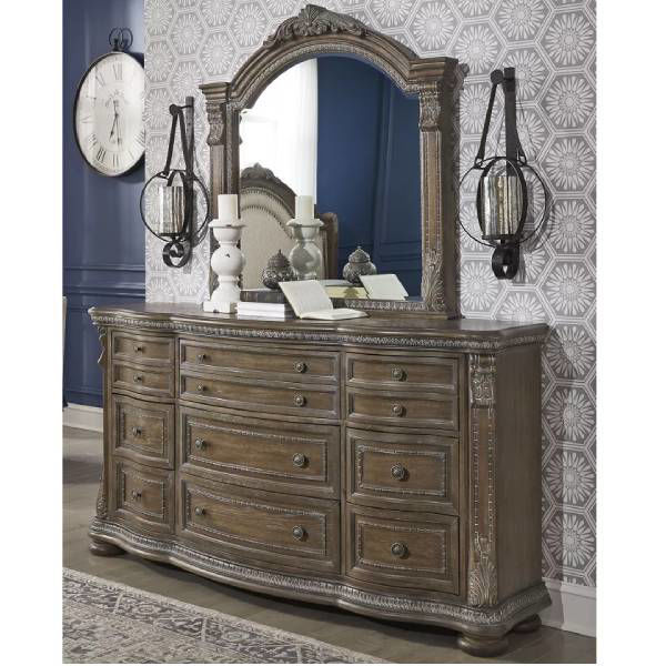 Picture of CHATEAU DRESSER - B803