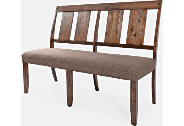 Picture of WRIGHT DINING BENCH - 1966