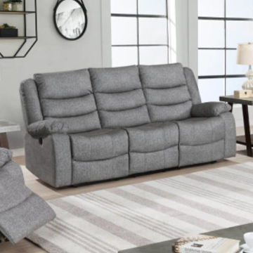 Picture of GRANADA GREY RECLINING LIVING ROOM - 1598