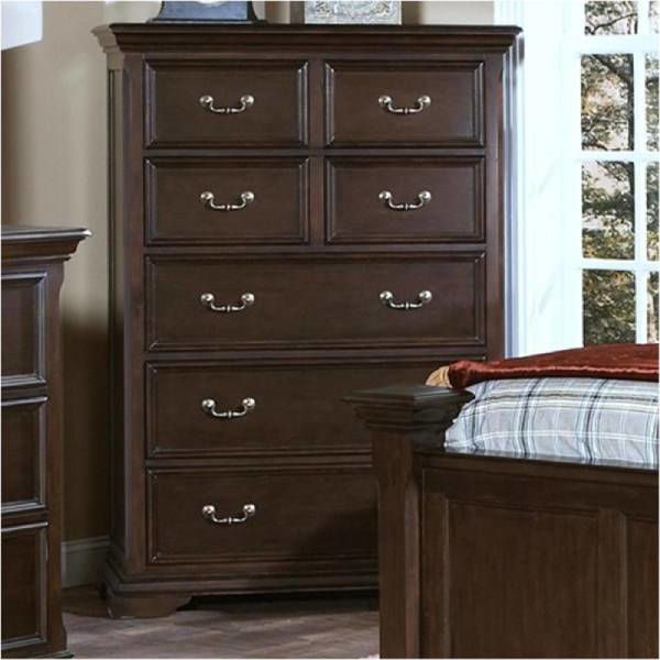 Picture of TIMBER CITY CHEST - 007